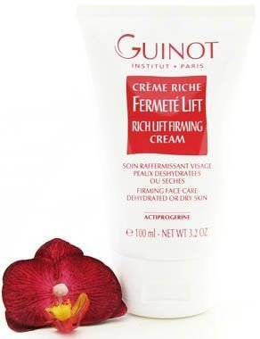 Guinot Creme Riche Fermete Lift Rich Lifting Firming Cream 100ml (Salon Size)