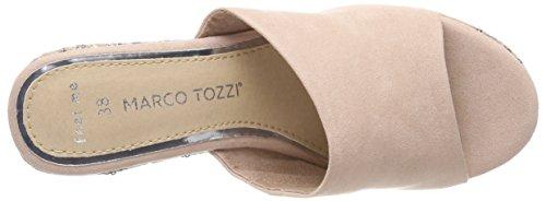 Marco Tozzi Women's 27219 Mules Pink (Rose 521) F2fGJMcvc