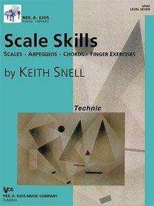 KJOS Scale Skills - Level 7