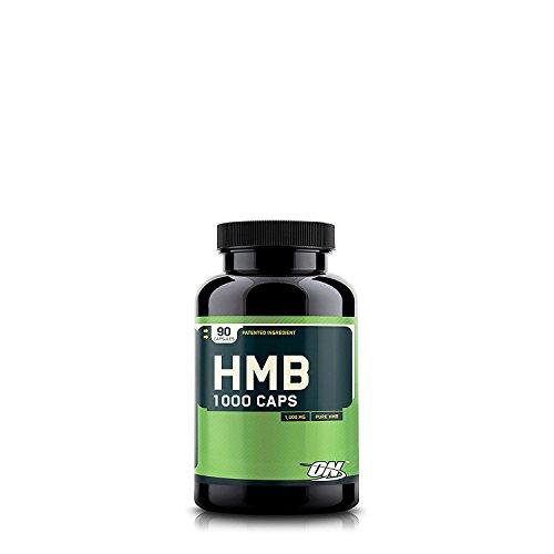 Optimum Nutrition HMB, 1000mg 90 Caps. 2 (Hmb 1000 Mg 90 Capsules)