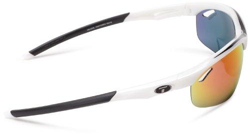 VG Designer ROND STRASS Lunettes de soleil - COMPLET UV400 Protection GRATUIT vibranthut microfibre poche inclus - BORDEAUX/ROSE/ Or, One Size