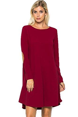 knit a simple dress - 6