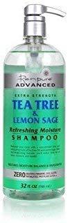 Renpure Advanced Extra Strength Tea Tree & Lemon Sage Refreshing Moisture Shampoo - 32 fl -