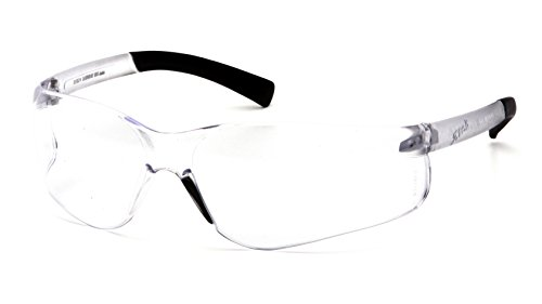 Ztek Reader Safety Glasses with Clear Lens 1.5 Magnification