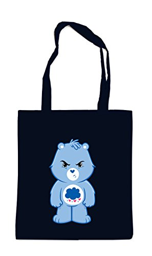 Angry Bear Bag Black Certified Freak