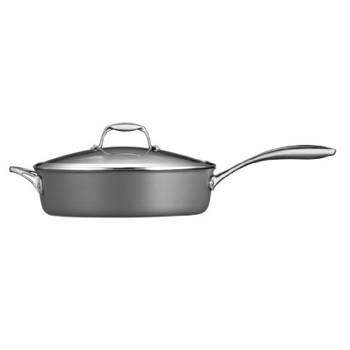 Tramontina Tramontina Gourmet Hard Anodized 5.5 qt. Covered