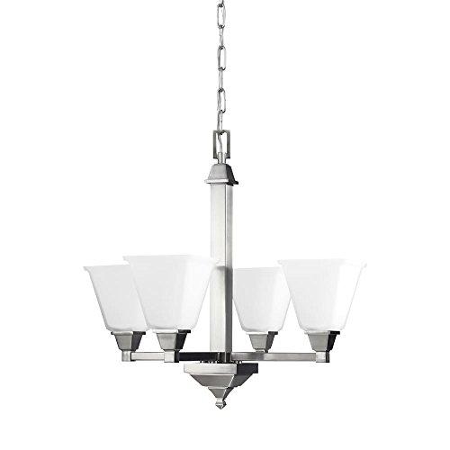 Seagull 3150404-962 Four Light Chandelier