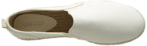 Slip-on In Pelle Noney Delle Nove Donne Occidentali Bianco / Multi