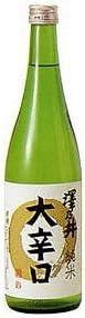小澤酒造(株) 澤乃井 純米酒 大辛口 720ml e637