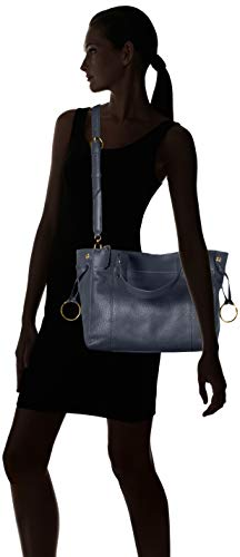 Women's Blue Shopperm Blue Pebble Liebeskind Navy Handbag Berlin Fg4qFwR