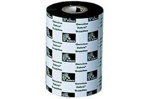 Zebra Technologies 06200BK08345 Resin Ribbon, 3.27