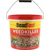 Systemic Action DeadFast Weedkiller Concentrate.