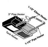 UltraHeat AMM2400 Tank Heater