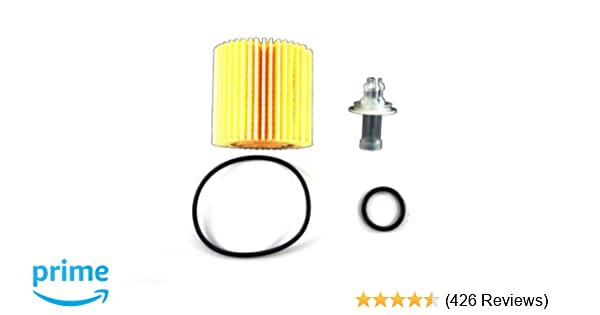 Amazon.com: Toyota Genuine Parts 04152-YZZA1 Oil Filter: Automotive