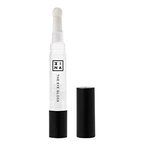 3INA Makeup Cruelty Free Paraben Free Vegan Eye Gloss 3 ml - 500 Transparent