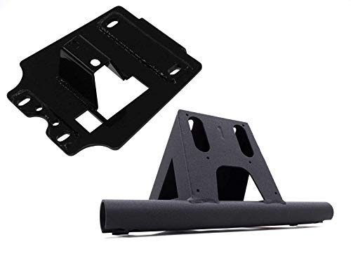 (SuperATV Bulkhead and Frame Support Stiffener Can-Am Maverick X3 900 / Turbo/MAX/X RS - See Fitment)