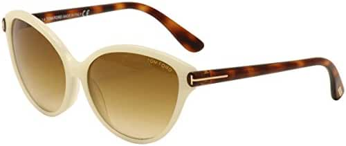 Tom Ford Priscilla Cateye Sunglasses TF342 for Women FT0342