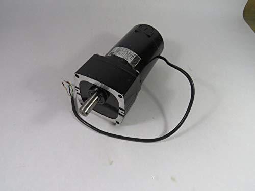 Bodine Electric 42A5BEPM-E2 Gearmotor 1/4 HP 130 V 250 RPM 1.8 A 45 lb-in Torq 10:1 Ratio T113115