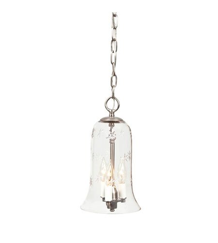 Small Bell Jar Pendant Lights in Florida - 6