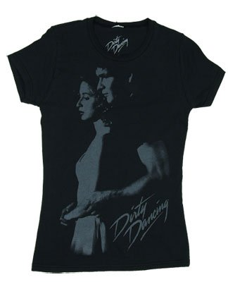 Patrick Swayze And Jennifer Grey - Dirty Dancing Sheer Women's T-shirt (Did Patrick Swayze And Jennifer Grey Became Friends)