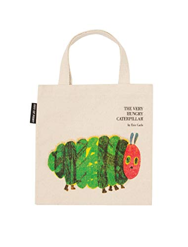 Out of Print World of Eric Carle, The Very Hungry Caterpillar Kid's Tote Bag