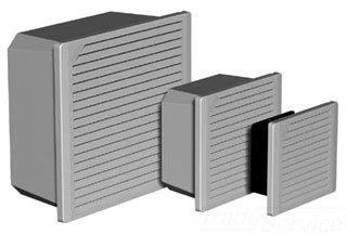 Hoffman TFP61 Cooling Fan Package, 6'', 115V, 50/60 Hz