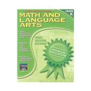 Math and Language Arts, Grade K (Premium Education Workbooks) by Learning Horizons