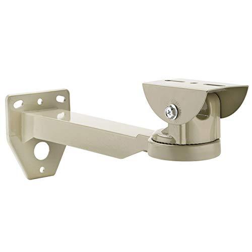 Heavy Duty Camera Housing - Ivosmart Heavy Duty Aluminum Indoor Outdoor Wall Mount Security Surveillance Camera Housing Mounting Bracket Stand