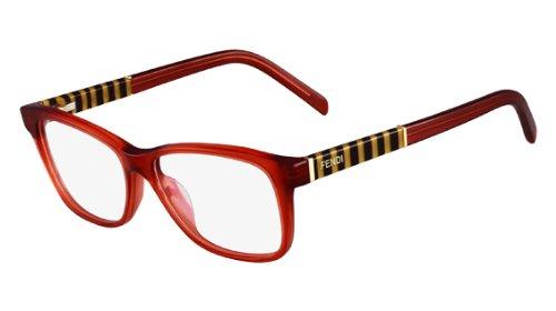 Fendi Glasses 1000 604 Red 1000 Sunglasses