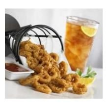Phillips Foods Breaded Salt and Pepper Calamari, 9 Ounce -- 16 per case.