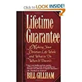Lifetime Guarantee, Bill Gillham, 0943497035