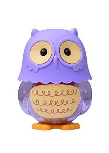 OSRS International Angry Owl Piggy Bank (Purple)