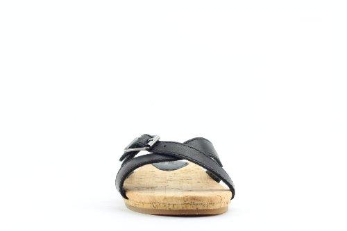 Scarpe sandali Donna Timberland Mod. EK Spauldng Slide BL 8030A Col. Nero.