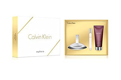 Calvin Klein 3 Piece Euphoria Holiday Gift Set