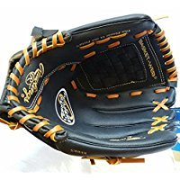 "Rawlings Player Series Black Baseball Glove 11.5"" Right-h..."