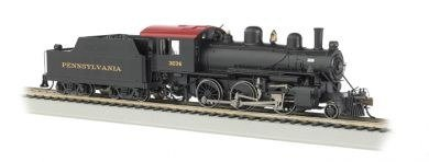 Bachmann Industries ALCO 2-6-0 PRR 3234 Steam Locomotive for sale  Delivered anywhere in USA