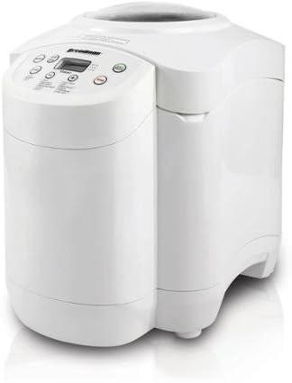 Deluxe Rapid Breadmaker, TR555LC, White by Breadman