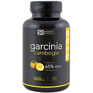 Sports Research Garcinia Cambogia Extract