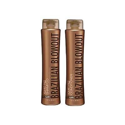 Brazilian Blowout Acai Anti-Frizz Shampoo & Conditioner 12oz bottles,