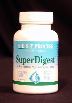 Super Digest by Morter HealthSystem - 90 Tablets