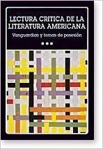 Amazon.com: Lectura Critica de La Literatura Americana T-III ...