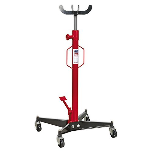 Sealey 300ETJ Transmission Jack 0.3tonne Vertical by Sealey