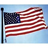 American Flag 5ft x 9.5ft sewn nylon by Valley Forge Flag