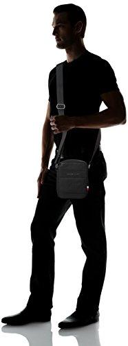Hilfiger Shoppers Black bolsos Mini Reporter Th y City Hombre hombro Tommy de Negro gqnwdR4d