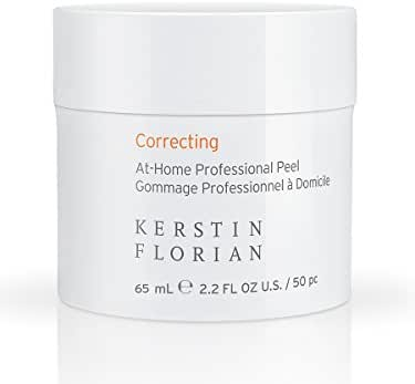 Kerstin Florian Correcting At-Home Professional Peel, Clear Pores and Exfoliate Skin with these Individual Pads 65ml/2.2 fl oz/50 pc