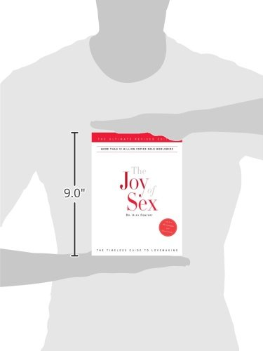 The Joy Of Sex The Ultimate Revised Edition Alex Comfort