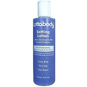 LOTTABODY Setting Lotion Professional Concentrated Formula 8oz/236ml ()