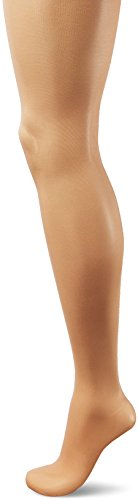 No Nonsense Women's Shapes Active Sheer Tight with Graduated Compression, Beige Mist, D
