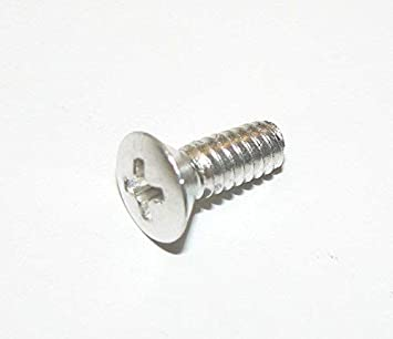 """MACHINE SCREW STAINLESS 10-24 X 1 1//2/"""" PHILLIPS FLAT HEAD PACK OF 40"""