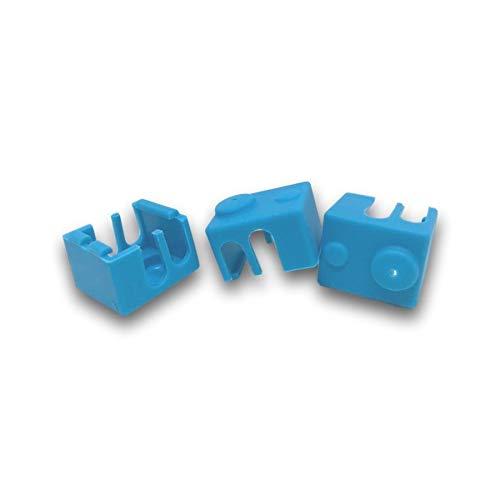 3D Drucker Clone Silikon H/ülle Silicone Socks Hotend Extruder 3 x E3D V6
